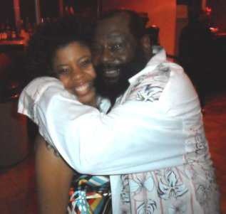 Me and George Clinton