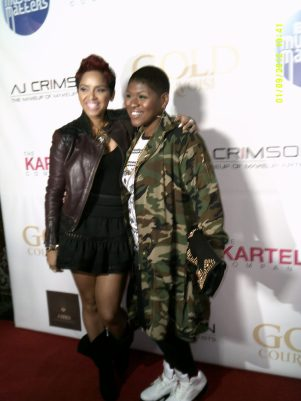 Ravaughn and Stacy Barthe