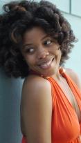 Ashley Caprice- Natural Hair Photo Shoot 1