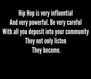 yoyo hip hop quote